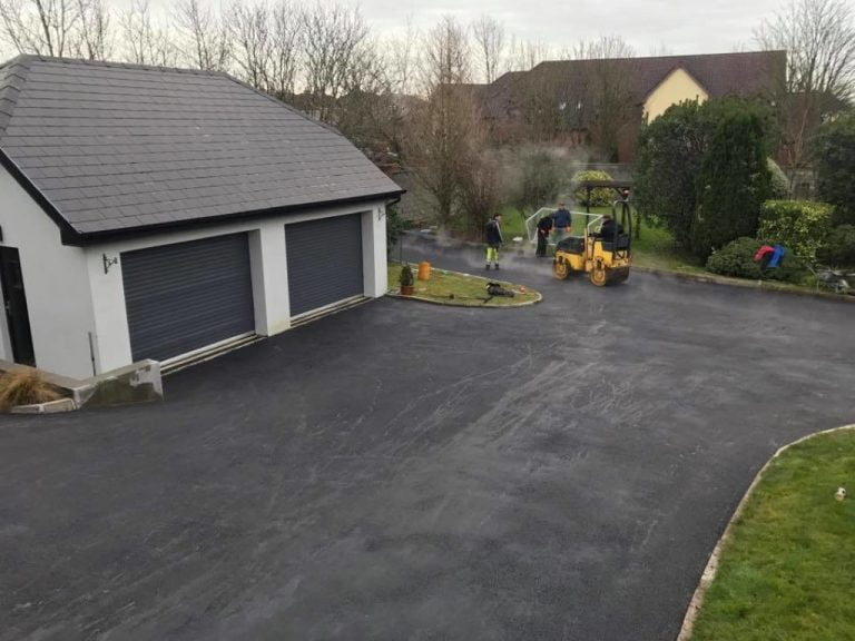 Excel Finished Installation Of Tarmac