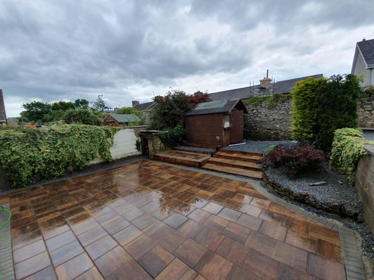 Patio Installation Services Cork