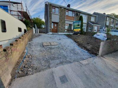 Curragh Blend Block Paving Driveway in Cork City