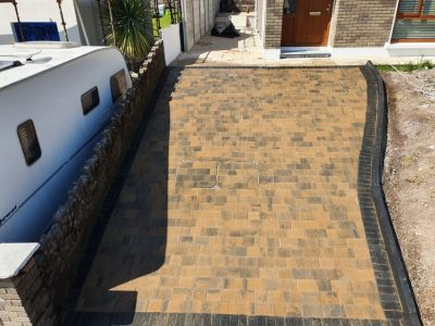 Curragh Blend Block Paving Driveway in Cork City