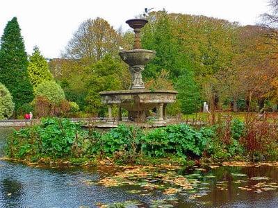 Fitzgerald Park in Cork