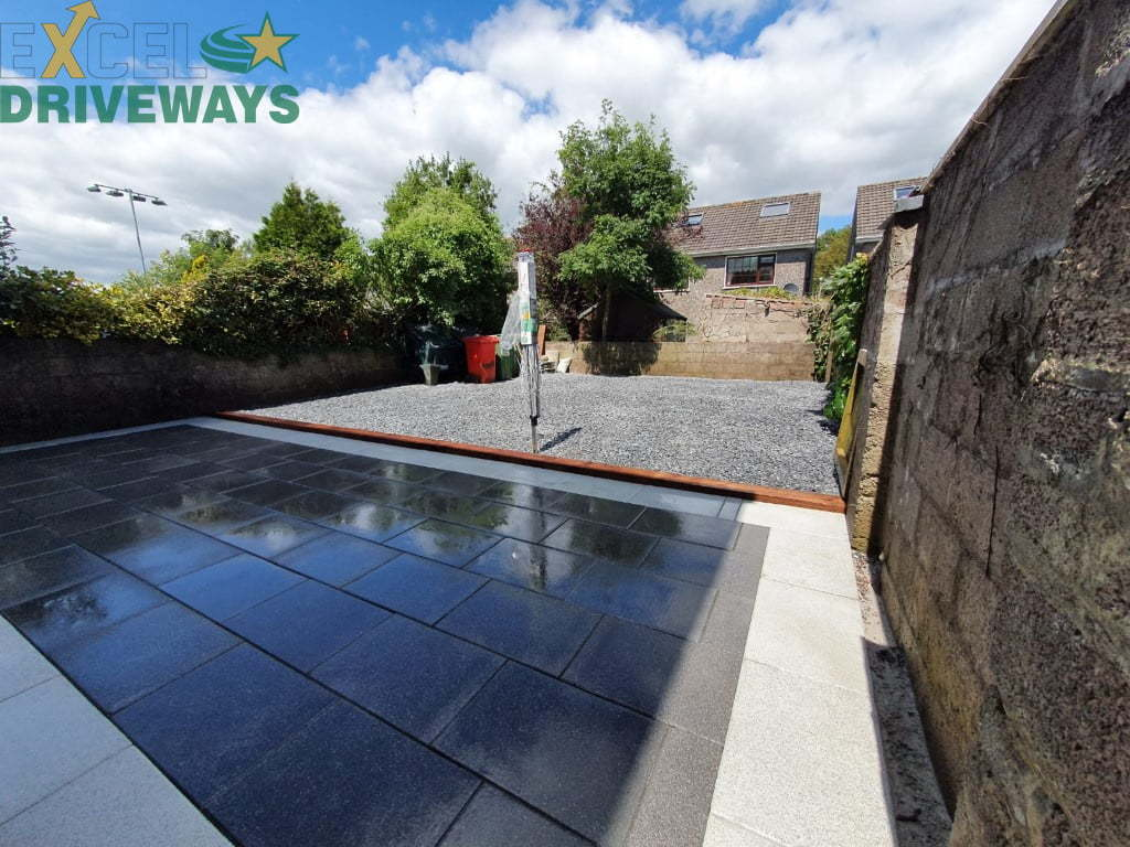 Granite Patio in Carrigaline Co. Cork 6