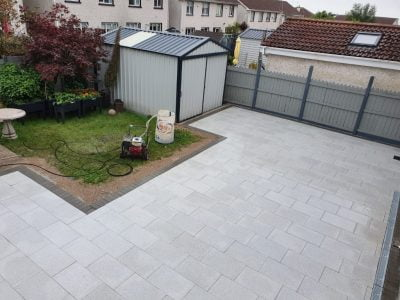 Granite Patio in Watergrasshill, Co. Cork