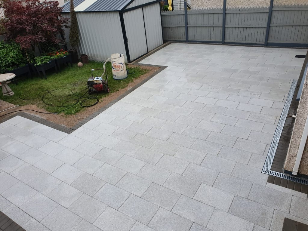 Granite Patio in Watergrasshill Co. Cork 7