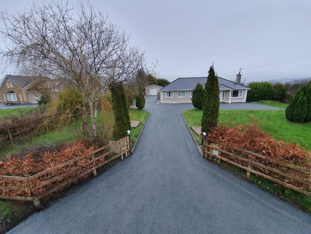 Hot Tar and Chipping Driveway in Mallow Co. Cork 7 1