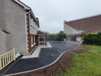 Open Course Asphalt Driveway in Mallow, Co. Cork