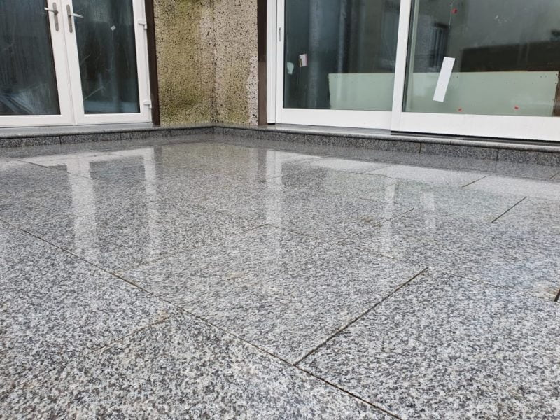 SMA Asphalt Driveway with Granite Patio in Carrigaline Co. Cork 6