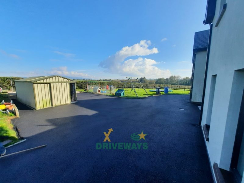SMA Driveway in Kildorrery, Co. Cork