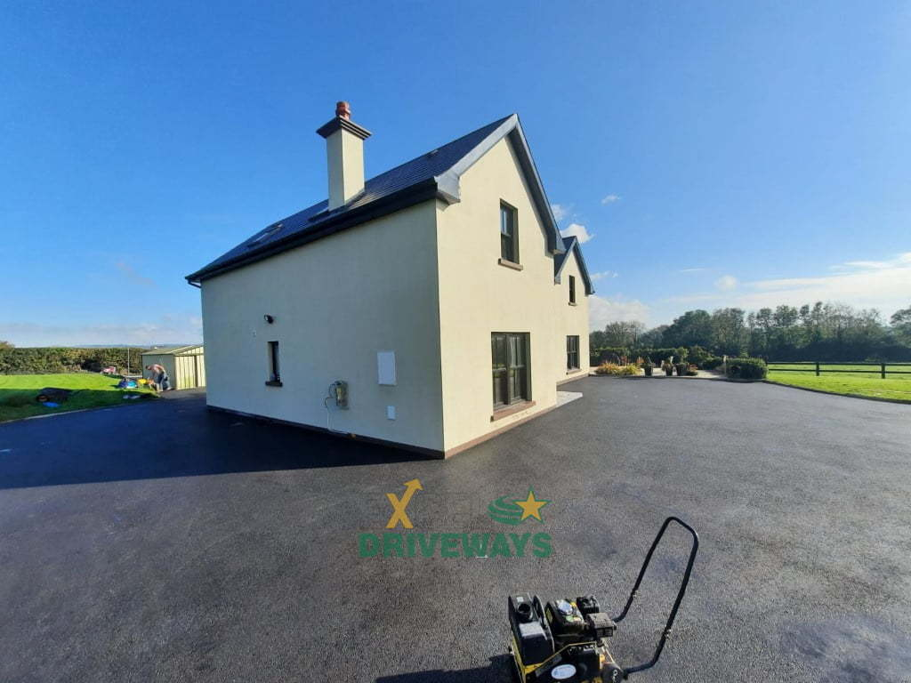 SMA Driveway in Kildorrery Co. Cork 5