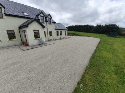 Tar and Chip Driveway in Bandon, Cork