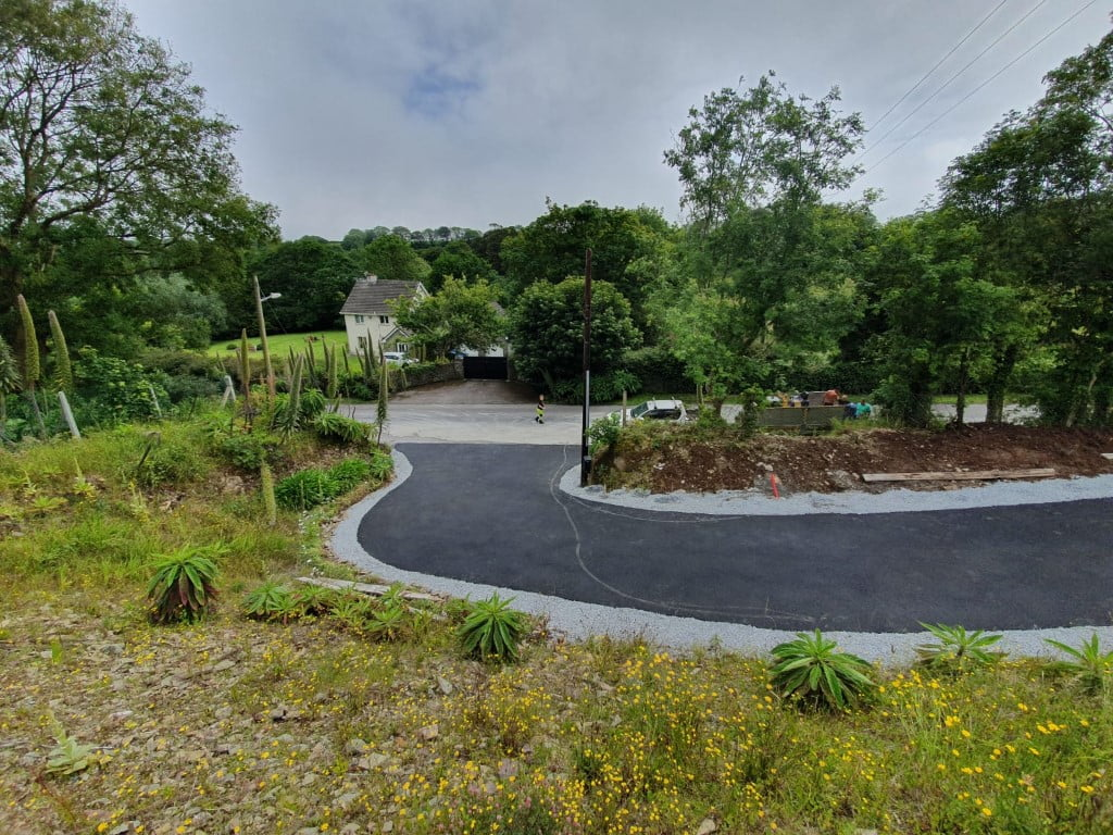 Tarmacadam Driveway in Crosshaven Co. Cork 9