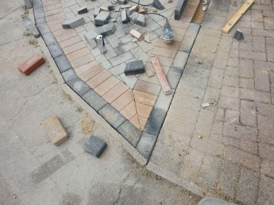 Paving Patterns and Colours