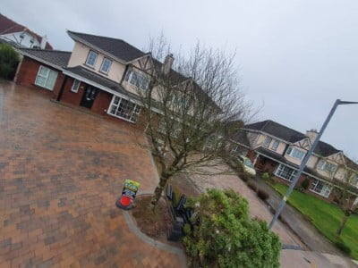 block paving on driveway by Excel Driveways 1