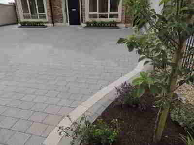 corrib paved driveway 1