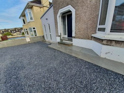 Decorative Stone Driveway in Mallow