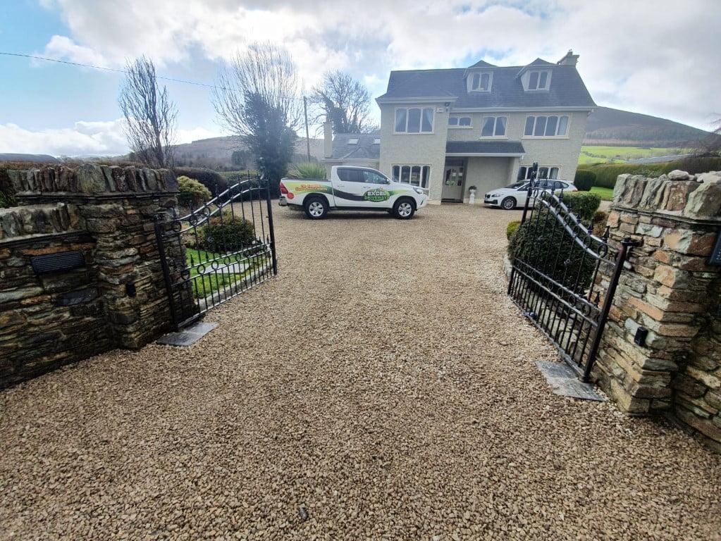 gravel stone driveways 2