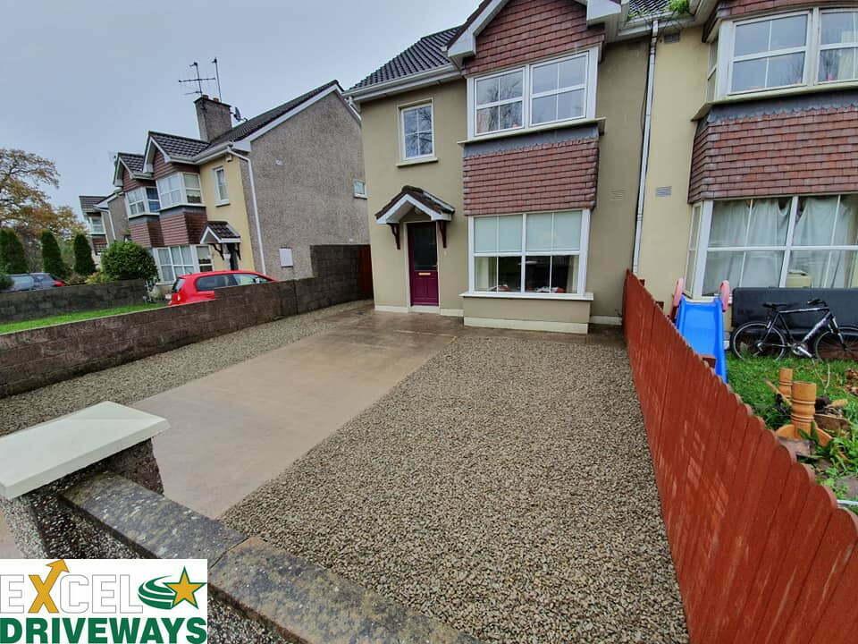 new gravel driveway 1 1