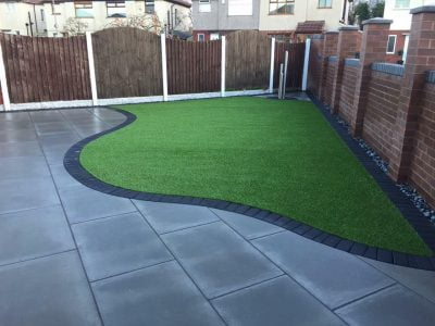 New Lawn Installations