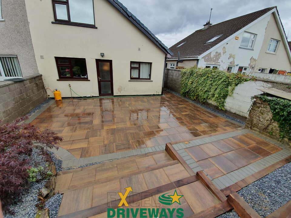 patio paving Cork 3