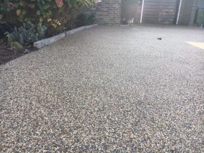 Mixed Stone with Resin Installation Completed in Bantry, West Cork
