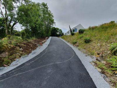 New Tarmac Laneway in Bantry