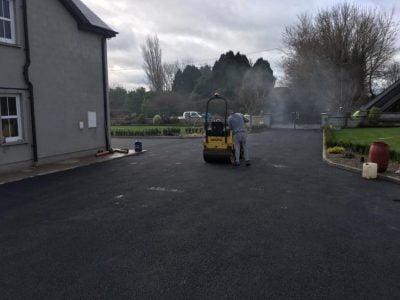 Resurfacing Tarmac Driveway in Cork